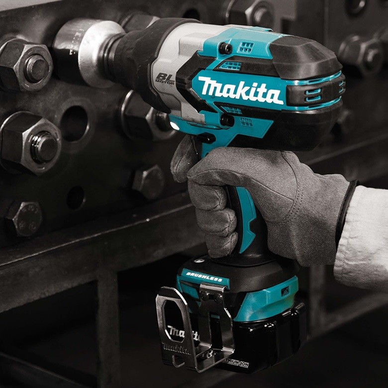 makita dtw1001z 18v lxt brushless 3 4 impact wrench body. Black Bedroom Furniture Sets. Home Design Ideas