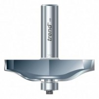 Trend 18/83X1/2TC Bearing guided ogee panel cutter