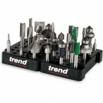Trend CST/635/PK1 Cutter storage tray 1/4 in. 4 pack