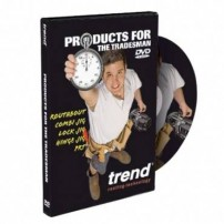 Trend DVD/TRADE DVD Routing products for the tradesman