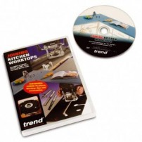 Trend DVD/TV/3 DVD Joining kitchen worktops