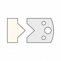 Trend IT/3403440 Limiter 38mm x 4mm (pair)