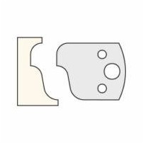 Trend IT/3405940 Limiter 38mm x 4mm (pair)