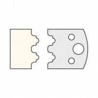 Trend IT/3310840 Knife 40mm x 4mm tool steel (pair)