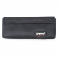 "Trend DWS/FP/8 Fabric storage pouch for 8"" stone"