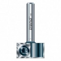 Trend RT/60X1/2TC Rota-Tip trimmer 22 mm dia. 12mm lng.