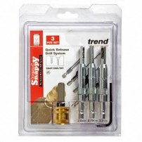 Trend SNAP/DBG/SET Trend Snappy drill bit guide 4 pce set