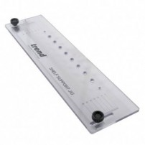 Trend TEMP/SS/A Template shelf support 32mm Centre