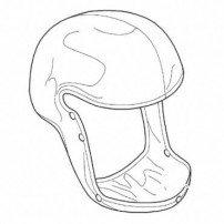 Trend WP-AIR/P/03 Headcover and face seal AIR/PRO
