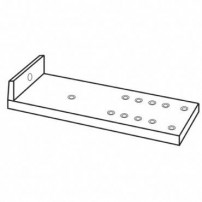 Trend WP-PHJ/01 Pocket hole Jig main body