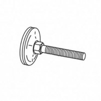 Trend WP-PHJ/07 Push-Pull clamp adjustable pad and stud assembly