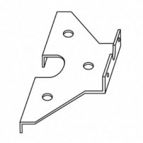 Trend WP-T4/068 Parallel side fence body T4