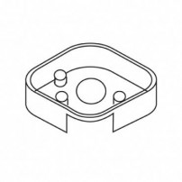 Trend WP-T4/076 Spindle lock housing T4