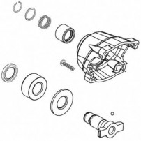 Trend WP-T50/006 Front cover assembly T50