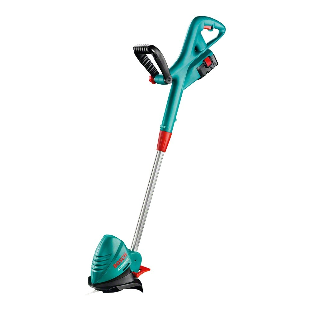 bosch green art 23 easytrim accu cordless grass trimmer inc 1x 1 5ah battery charger. Black Bedroom Furniture Sets. Home Design Ideas