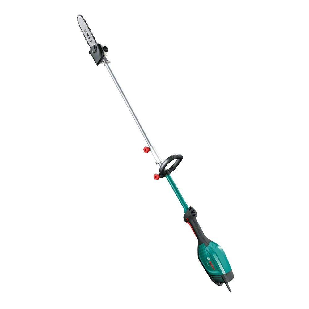 Bosch Green AMW 10 SG Corded Multi Tool inc Tree Pruner Attachment 1000W 240v 06008A3270