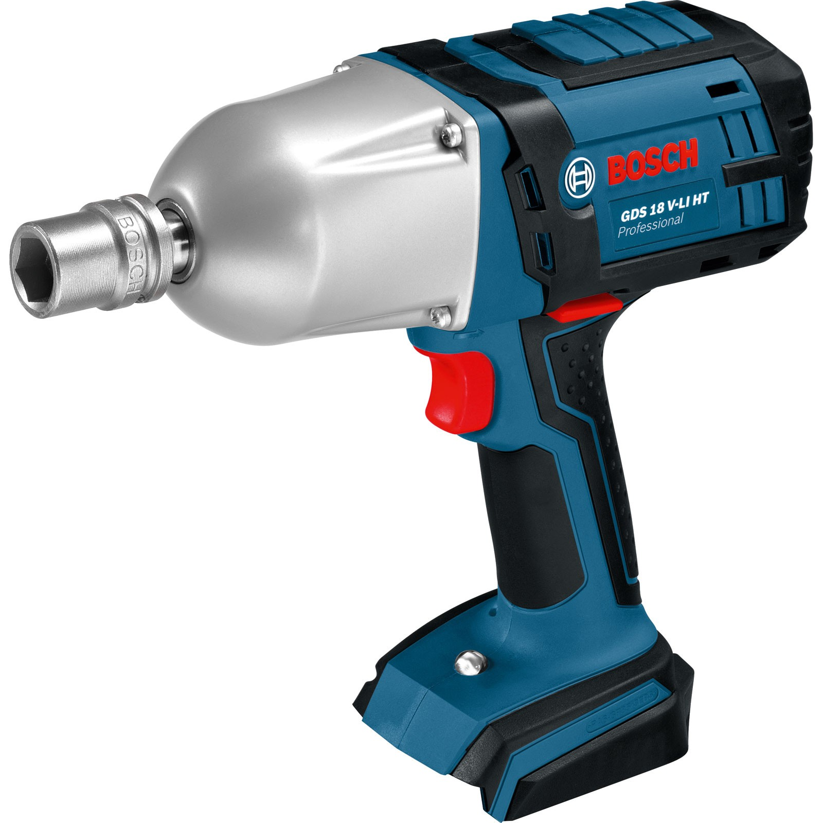 Bosch GDS 18 V-LI HT High Torque Impact Wrench Body Only