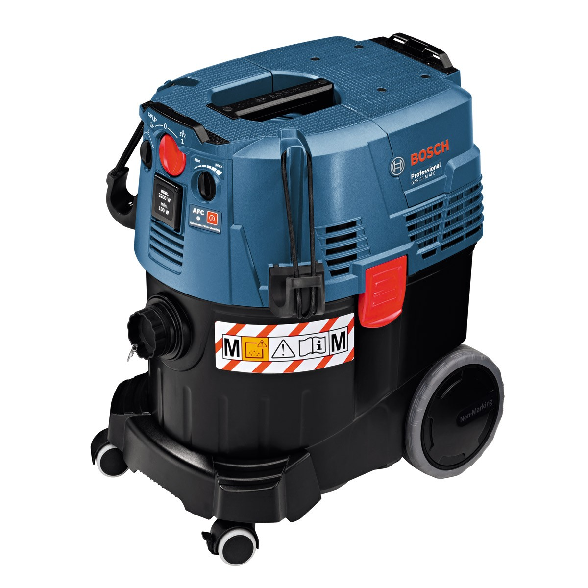 Bosch GAS 35 M AFC 35 Ltr M-Class Wet & Dry Dust Extractor