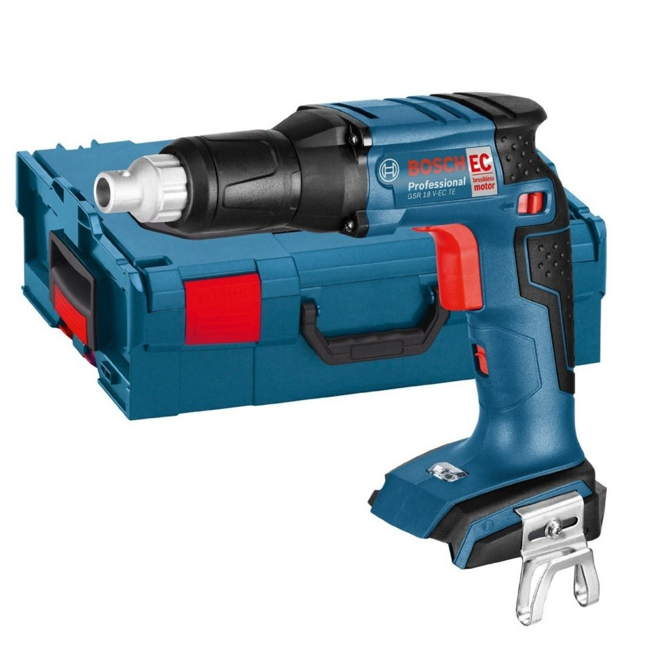Bosch GSR 18 V-EC TE Professional Drywall Screwdriver Body Only in L-Boxx