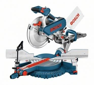 "Bosch GCM 12 SD 12"" Double Bevel Sliding Mitre Saw 110v"