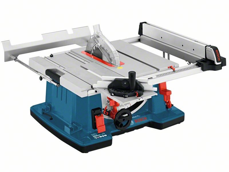 Bosch GTS10 XC Table Saw with Carriage 240v