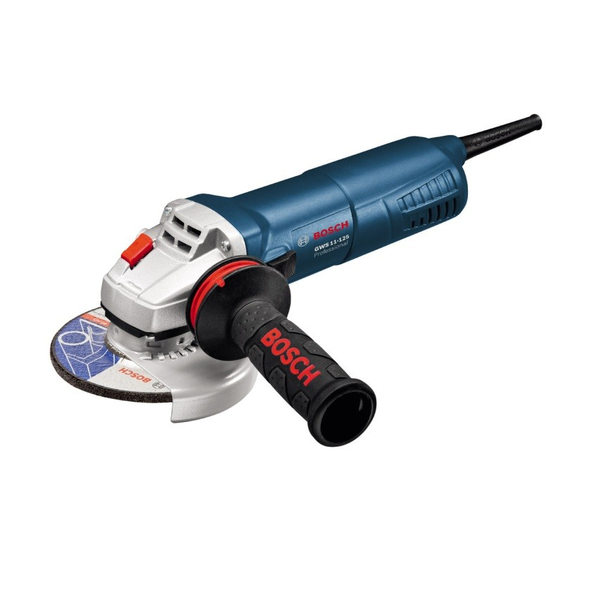 Bosch GWS 11-125 Anti-Vibration Handle Angle Grinder 240v