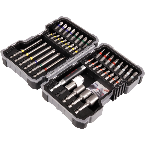 bosch 43 piece screwdriver bit and nutsetter set