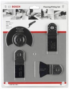 Bosch GOP 4pcs Flooring and Installation Set  2608661696