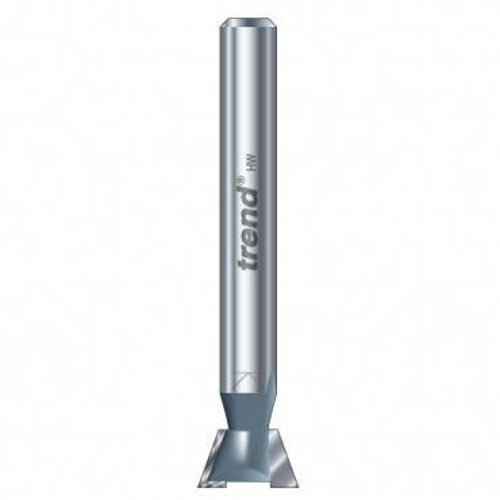 Trend 31/34X1/4TC Dovetail cutter 110 deg.