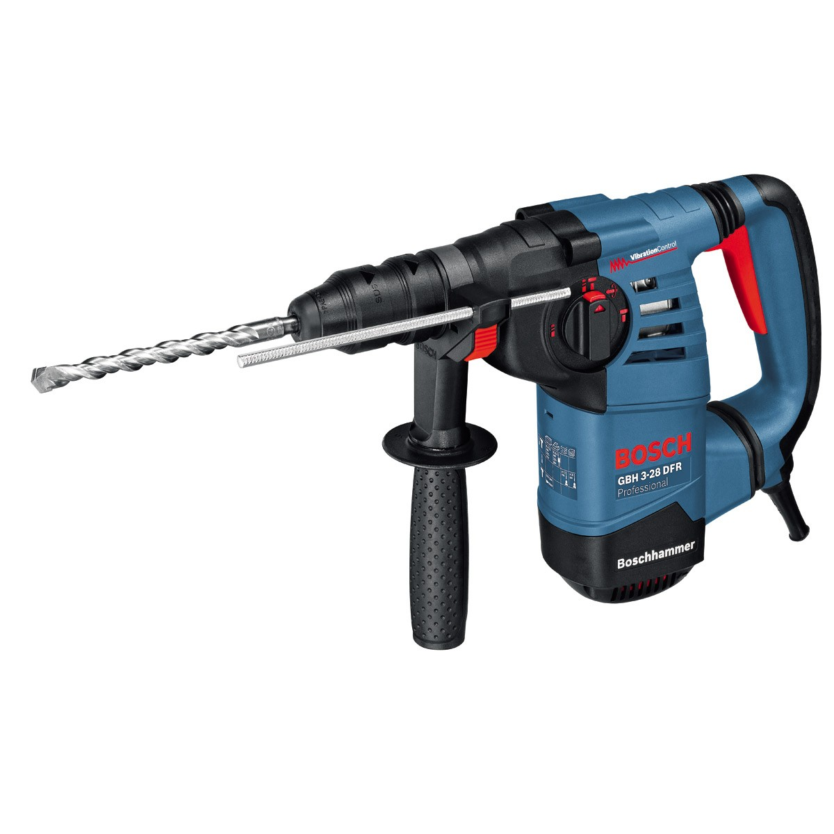 Bosch GBH 3-28 DFR SDS+ Rotary Hammer & QCC