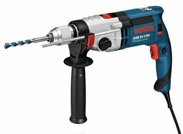 Bosch GSB 21-2 RE Two Speed Impact Drill 110v