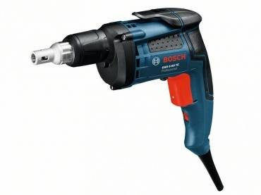 Bosch GSR 6-60 TE Depth Stop Screwdriver 240v