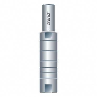 Trend 33/1X3/8 Arbor for groover 12mm bore heavy duty
