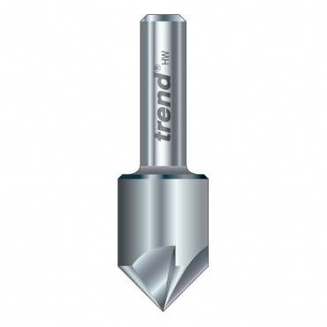 Trend 49/71X10MMHSS Rose countersink 20mm countersink dia.