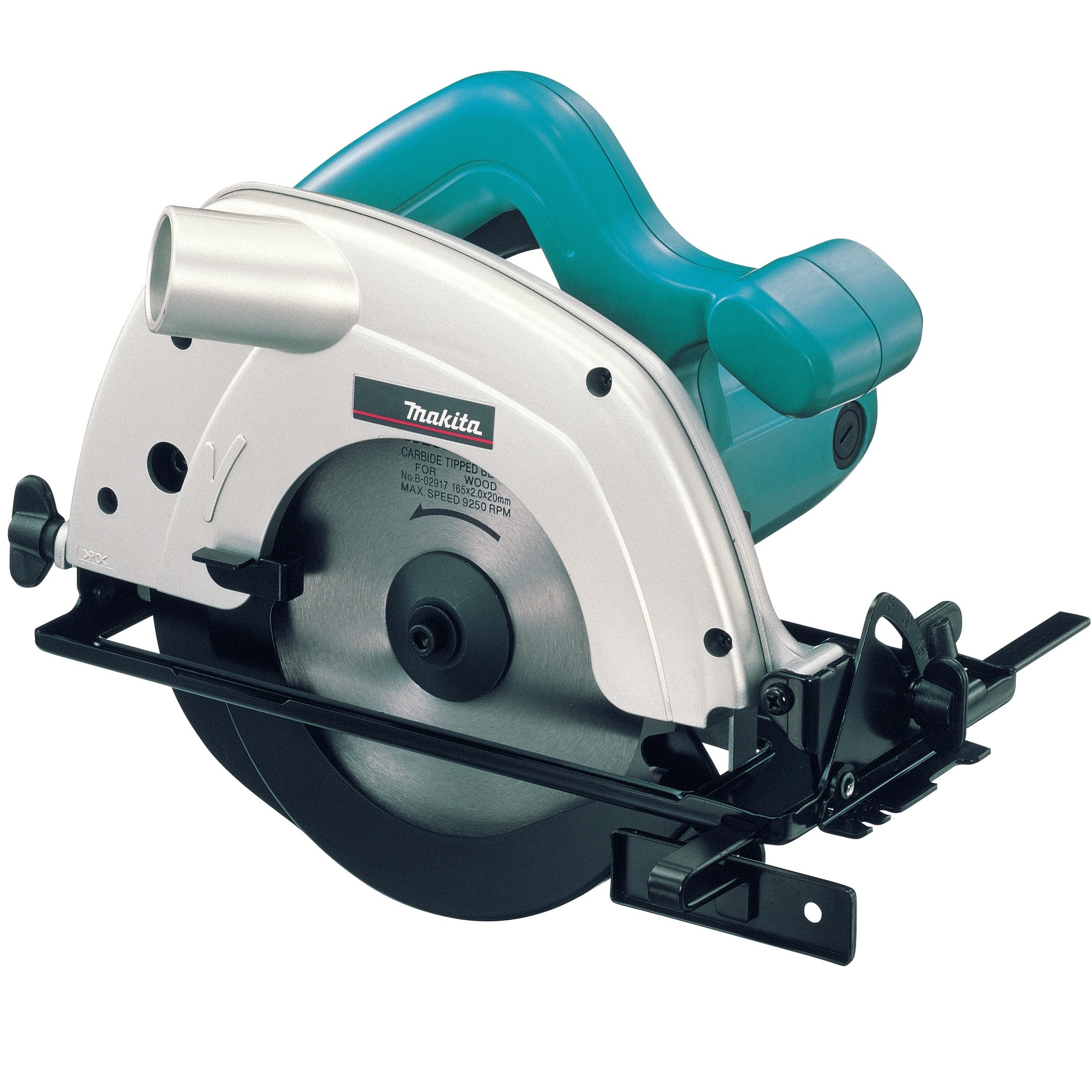 Makita 5604R 165mm Circular Saw with Anti Kickback Riving Knife
