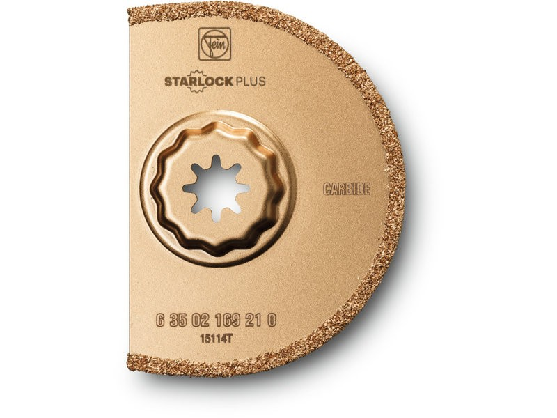 Fein Starlock Plus Segmented Carbide Saw Blade SLP 90x2.2mm - 63502169210