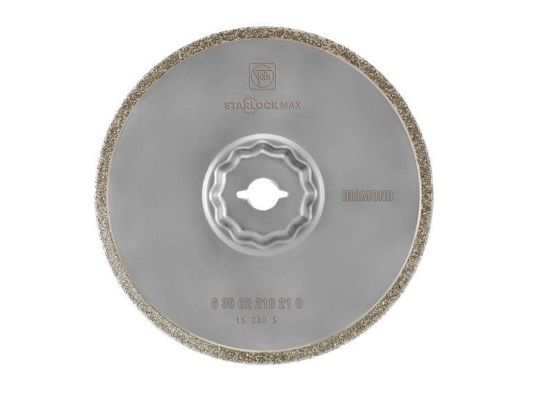 Fein Starlock Max Diamond Saw Blade SLM 105x2.2mm - 63502218210