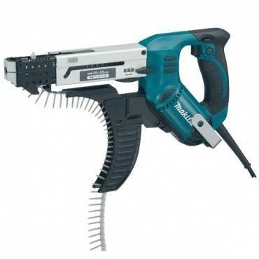 Makita 6843 Auto Feed Screwdriver 110v