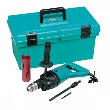 Makita 8406X Diamond Core Hammer Drill inc Accessories