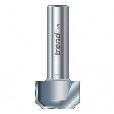 Trend 90/34X12MMTC Dished ogee cutter