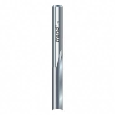 Trend S3/21X1/4STC Two flute cutter 6.3mm dia.