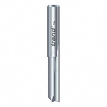 Trend ACRS2/6X1/4STC Arylic 6.3mm x 10mm single flute