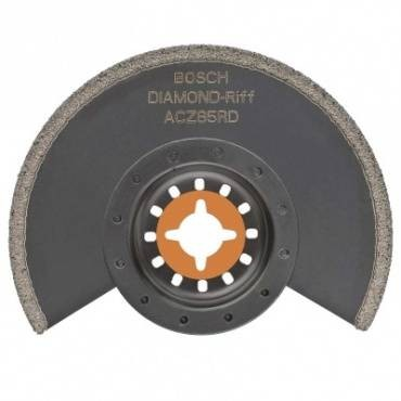 Bosch ACZ 85 RD Grout & Abrasive Diamnt-RIFF GOP Blade 2608661689