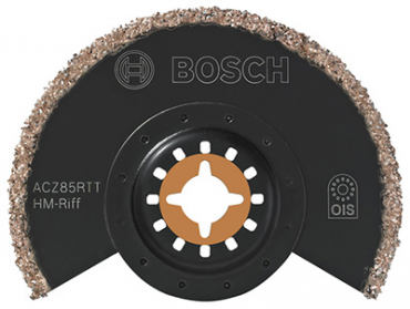 Bosch ACZ 85 RTT Grout and Abrasive HM-Riff GOP Disk 2608661870