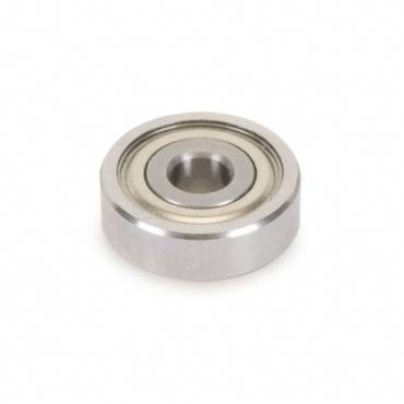 "Trend B21A Bearing 21mm dia. 3/16"" bore"