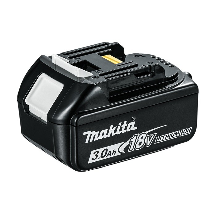 makita bl1830b 18v lxt 3 0ah li ion battery powertool world. Black Bedroom Furniture Sets. Home Design Ideas