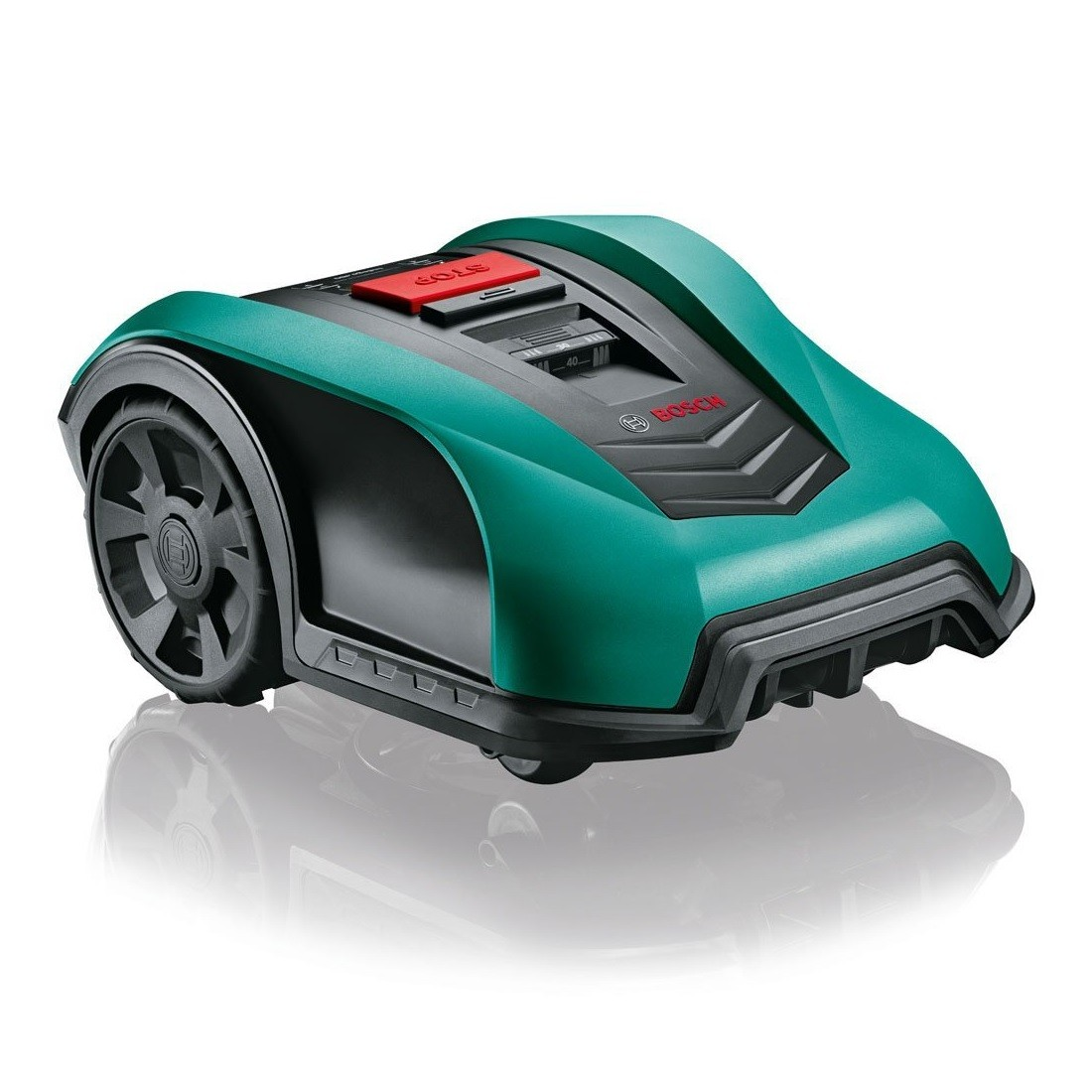 bosch indego 350 robot lawn mower with docking station. Black Bedroom Furniture Sets. Home Design Ideas