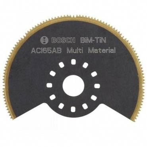 Bosch ACI 65 AB BIM-TiN Multi Material GOP Saw Blade 2608661759