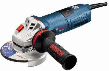 Bosch GWS 12-125 CIP 240v with Protection Paddle Switch