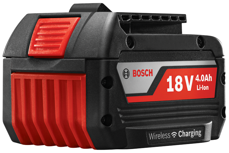 Bosch WCBAT620 18v Li-ion Wireless Charging Battery 4Ah 1600A00C42